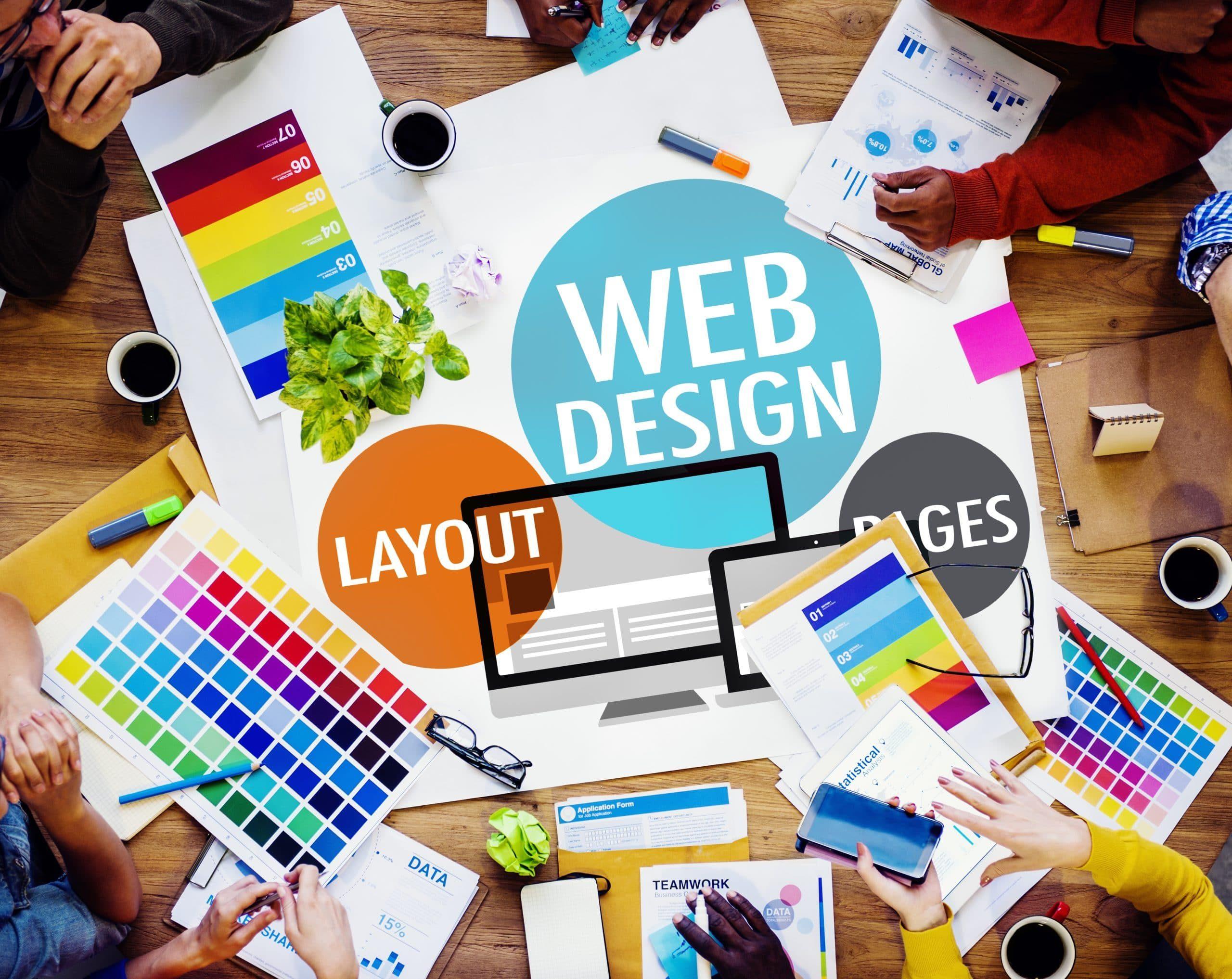 Webbdesign- webbutveckling