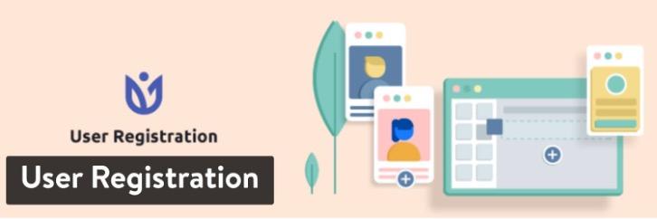 Viktigaste plugins i 2021 - User Registration