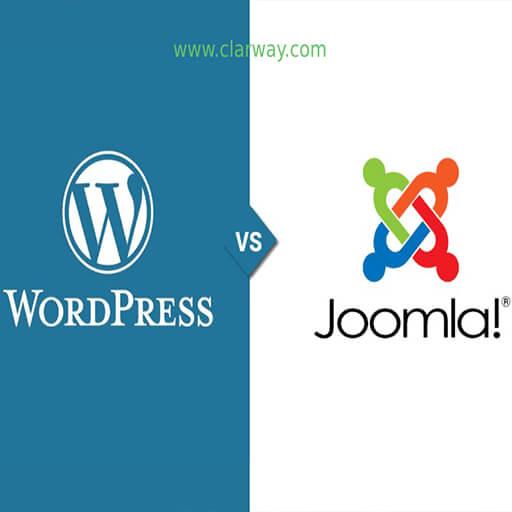 WordPress eller Joomla vilken är lämplig för webbdesign