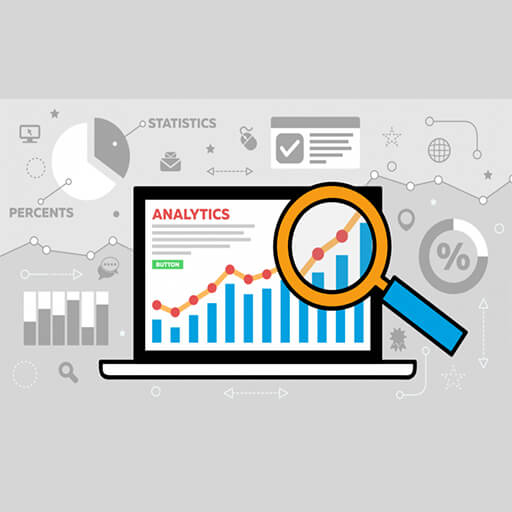 Webbplatsstatistik och analys med online-verktyg