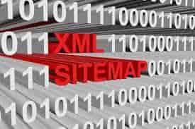 Webbplatskarta-XML