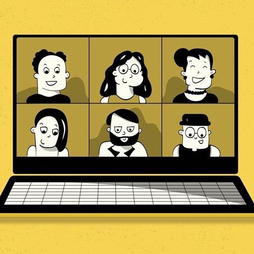 online möte